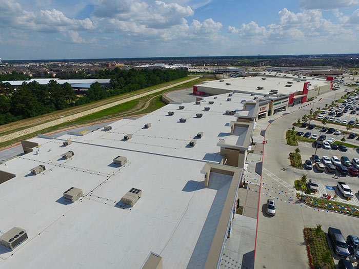 Roof Types For Commercial Building
