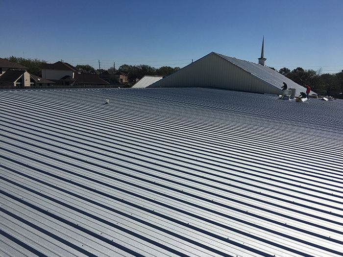 Commercial Roofing Contractors In Katy TX