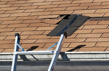 Residential Emergency Roof Repair