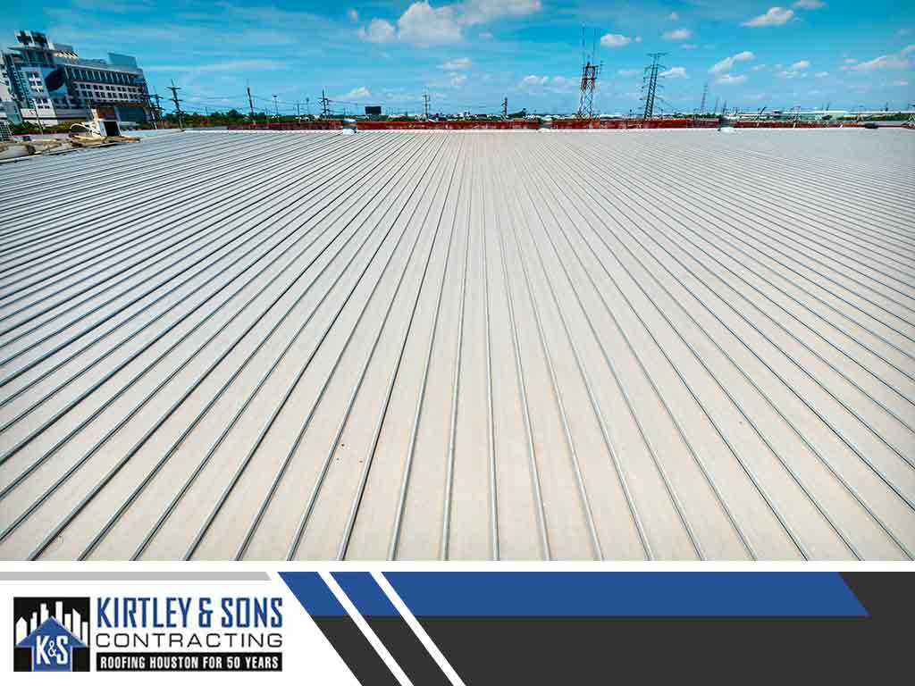 Standing Seam Metal as a Commercial Roofing Option